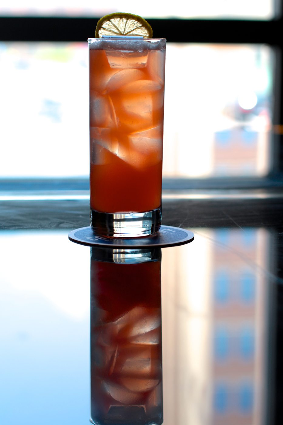 The Ginger Rogers mixes Lot No. 40 Canadian Whisky, rhubarb bitters and Crème de Fraise des Bois (a wild strawberry liqueur) with a dash of honey, some lemon and ginger beer. $15.
